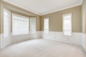 Residential Cleaning - Clean Room