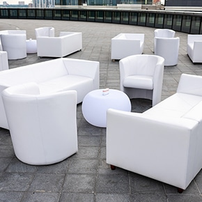 Patio furniture cleaning